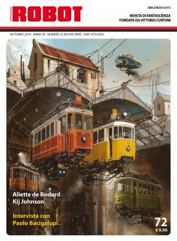 Robot 72 (copertina)