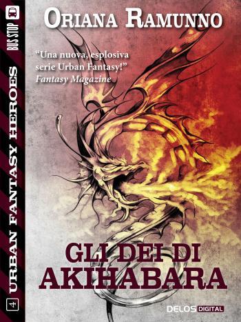 Gli Dei di Akihabara (copertina)