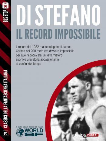 Il record impossibile (copertina)