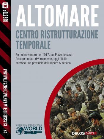 Centro Ristrutturazione Temporale (copertina)