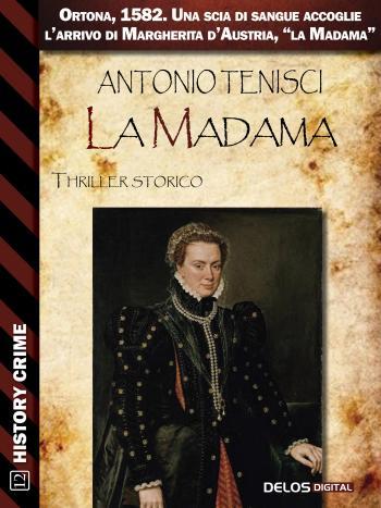 La Madama (copertina)