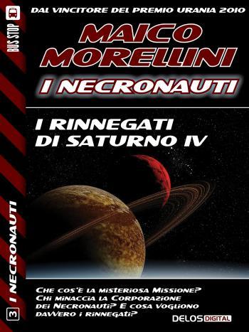 I rinnegati di Saturno IV (copertina)