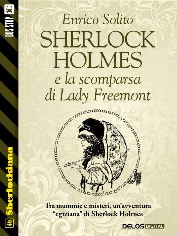 Sherlock Holmes e la scomparsa di Lady Freemont (copertina)