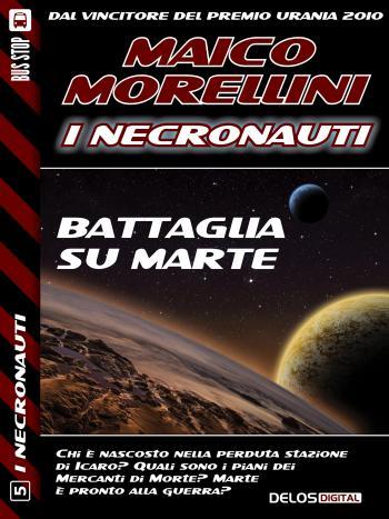 Battaglia su Marte (copertina)