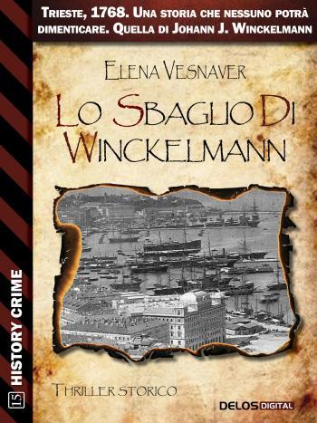 Lo sbaglio di Winckelmann (copertina)