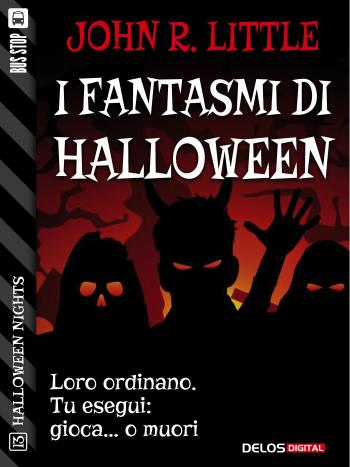 I fantasmi di Halloween (copertina)