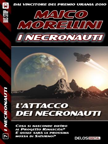 L'attacco dei Necronauti (copertina)