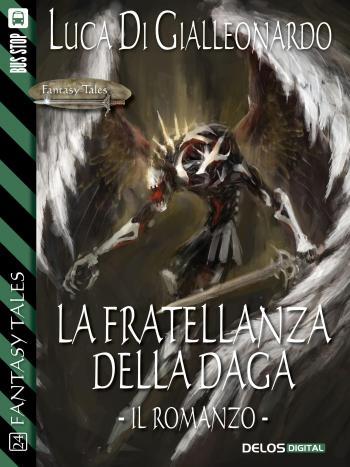 La fratellanza della daga - il romanzo (copertina)