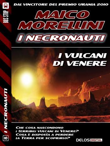 I vulcani di Venere (copertina)