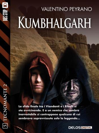 Kumbhalgarh (copertina)