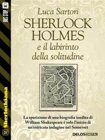 Sherlock Holmes e il labirinto della solitudine (copertina)