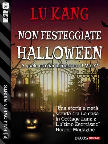 Non festeggiate Halloween (copertina)