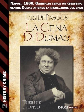 La cena di Dumas (copertina)
