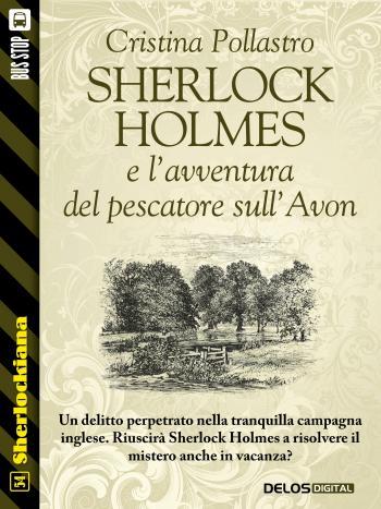 Sherlock Holmes e l'avventura del pescatore sull'Avon (copertina)