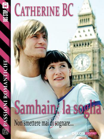 Samhain: la soglia (copertina)