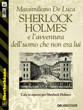 Sherlock Holmes e l'avventura dell'uomo che non era lui (copertina)