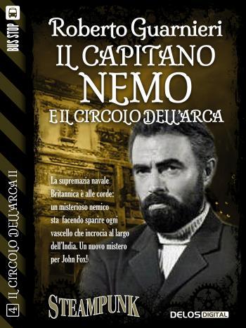 Il capitano Nemo e il Circolo dell'Arca (copertina)