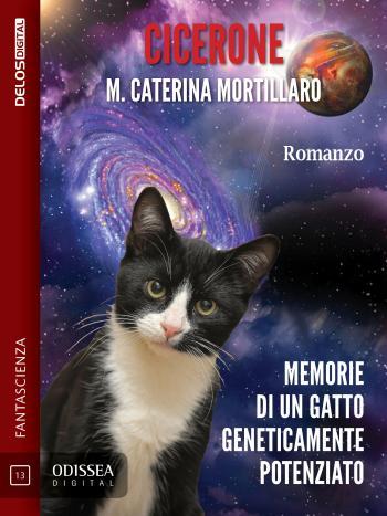 Cicerone - Memorie di un gatto geneticamente potenziato (copertina)