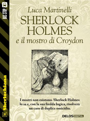 Sherlock Holmes e il mostro di Croydon (copertina)