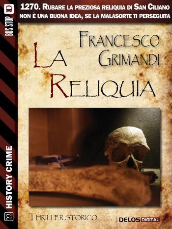 La reliquia (copertina)