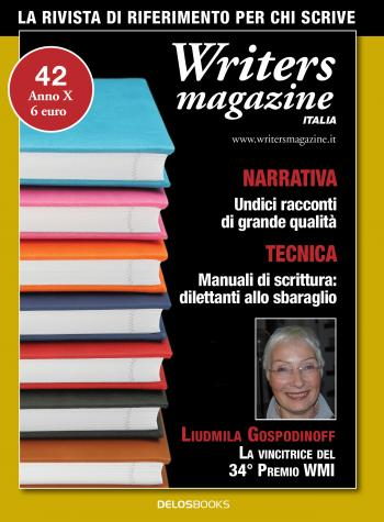 Writers Magazine Italia 42 (copertina)