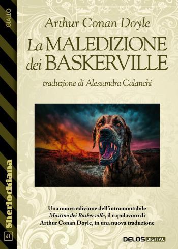 La maledizione dei Baskerville (copertina)