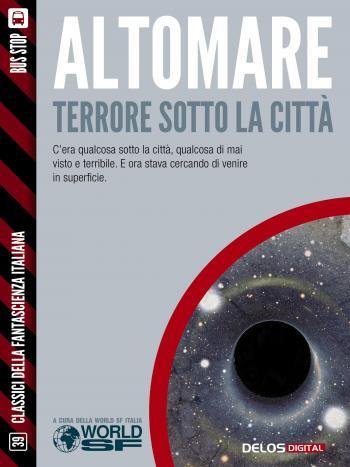 Terrore sotto la città (copertina)