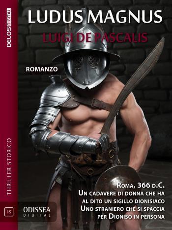 Ludus Magnus (copertina)