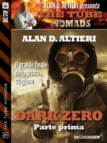 Dark Zero - Parte prima (copertina)