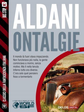 Ontalgie (copertina)