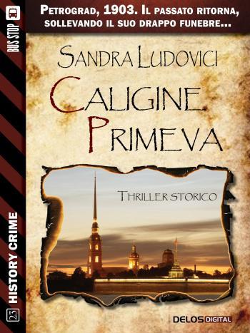 Caligine primeva (copertina)