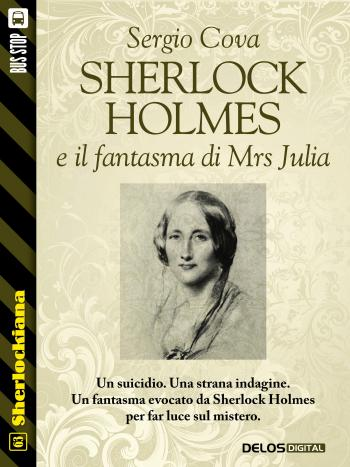 Sherlock Holmes e il fantasma di Mrs Julia (copertina)