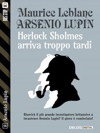 Herlock Sholmes arriva troppo tardi (copertina)