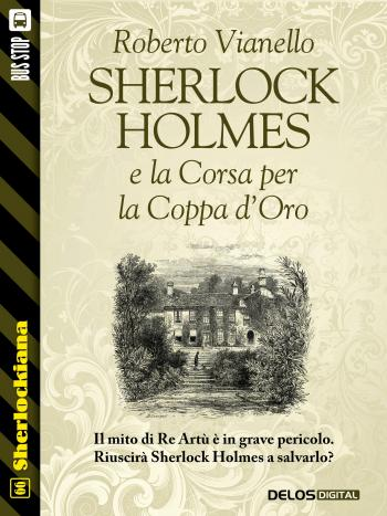 Sherlock Holmes e la Corsa per la Coppa d'Oro (copertina)
