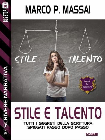 Scuola di scrittura - Stile e talento (copertina)