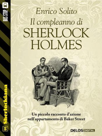 Il compleanno di Sherlock Holmes (copertina)