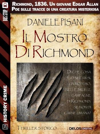 Il mostro di Richmond (copertina)