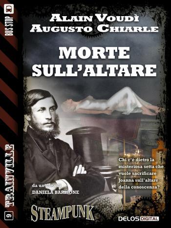 Morte sull'altare (copertina)