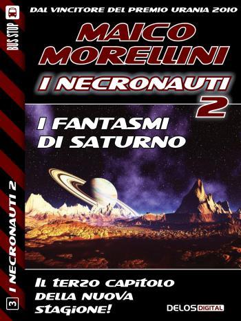 I fantasmi di Saturno (copertina)