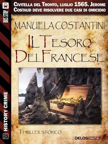 Il tesoro del francese (copertina)