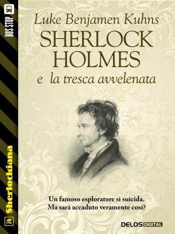 Sherlock Holmes e la tresca avvelenata  (copertina)