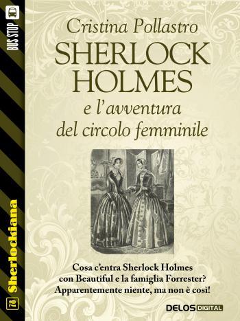 Sherlock Holmes e l'avventura del circolo femminile (copertina)