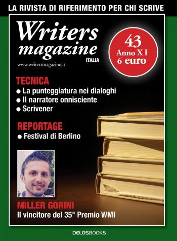 Writers Magazine Italia 43 (copertina)