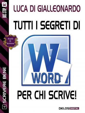 Tutti i segreti di Word per chi scrive (copertina)