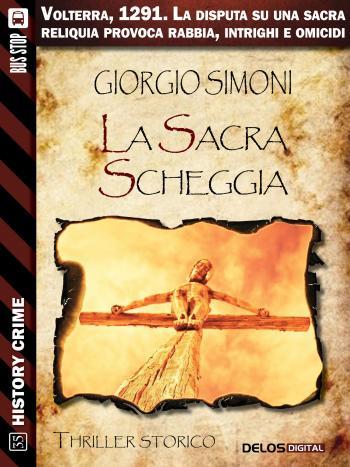 La sacra scheggia (copertina)