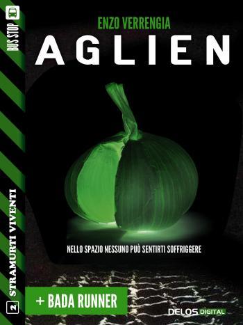 Aglien + Bada Runner (copertina)