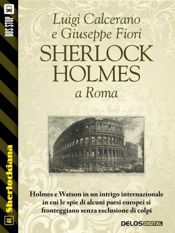 Sherlock Holmes a Roma (copertina)