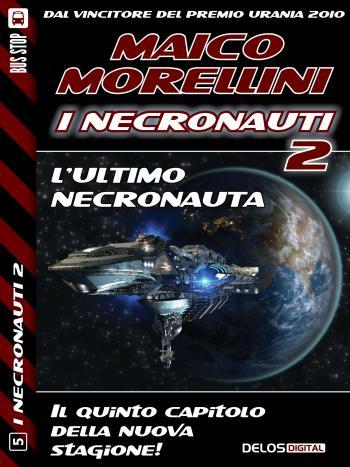L'ultimo Necronauta (copertina)