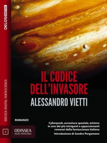 Il codice dell'invasore (copertina)