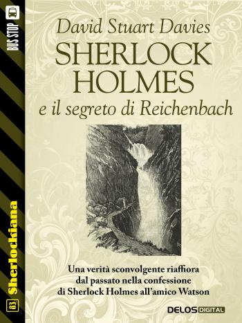 Sherlock Holmes e il segreto di Reichenbach (copertina)